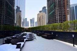 W Doha Pool Terrace