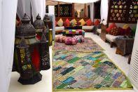 W Doha Wahm Lounge Deco