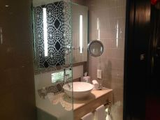 W Doha Wow Suite Bathroom Sink