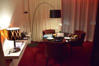 W Doha Wow Suite Table