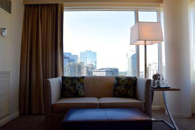 Westin Buckhead Atlanta Room Couch