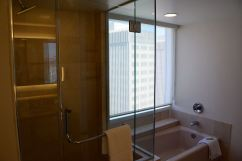 Westin Buckhead Atlanta Room Shower