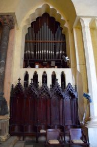 Zanzibar Christ Church Organ