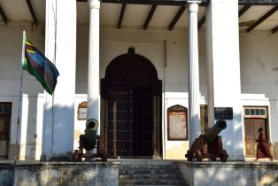 Zanzibar House of Wonders Entrance