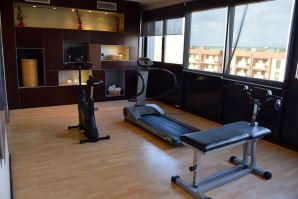 AC Hotel Pisa Gym View