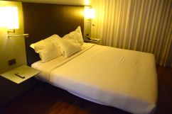 AC Hotel Pisa Room Bed
