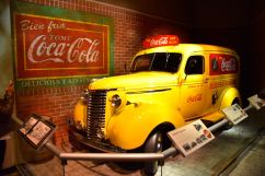 Atlanta Coca Cola World Truck