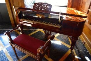 Gallery Park Hotel Lobby Piano