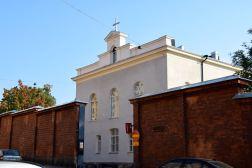 Hotel Katajanokka Church Exterior