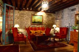 Hotel Schlossle Lobby Seating