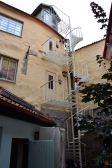 Hotel Schlossle Staircase-2