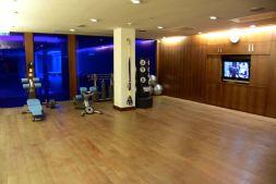 Hyatt Regency Kiev Gym