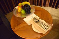 Hyatt Regency Kiev Room Fruit