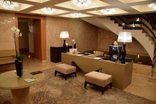 Hyatt Regency Kiev Spa Reception