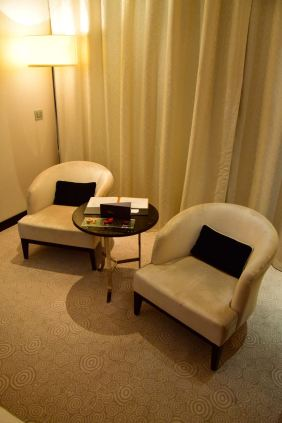 Kempinski Bratislava Room Seats