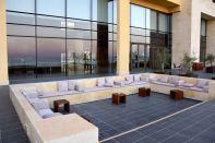 Kempinski Ishtar Dead Sea Main Building Seating
