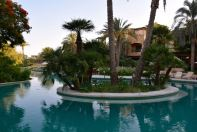 Kempinski Ishtar Dead Sea Resort Pool Close