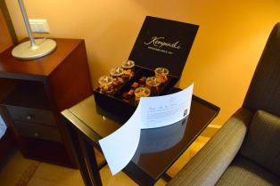 Kempinski Ishtar Dead Sea Room Welcome