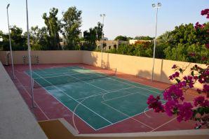 Kempinski Ishtar Dead Sea Tennis Court