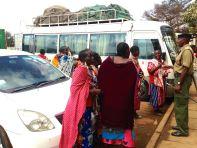 Kenya Border Crossing Hawkers
