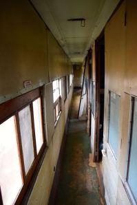 Nairobi Railway Museum Train Hallway