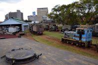 Nairobi Railway Museum Trains