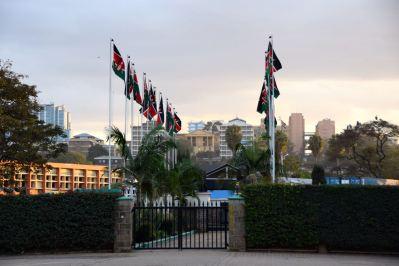 Nairobi Tour Flags