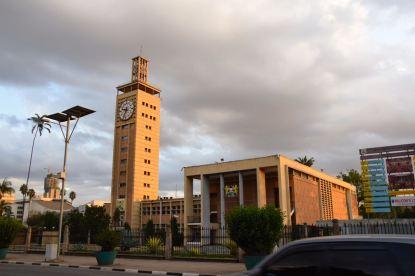 Nairobi Tour Parliament