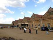 Nairobi Tour Railway Station