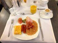 Palazzo Zichy Restaurant breakfast