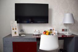 Palazzo Zichy Room TV