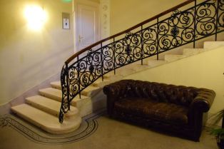 Palazzo Zichy Staircase