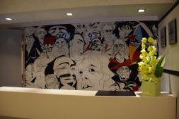 Aria Mural