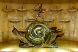Aria Snail Art