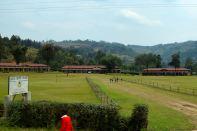 Drive to Kampala University