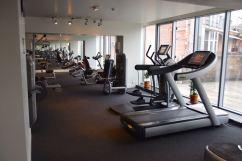 Holiday Inn Tbilisi Gym