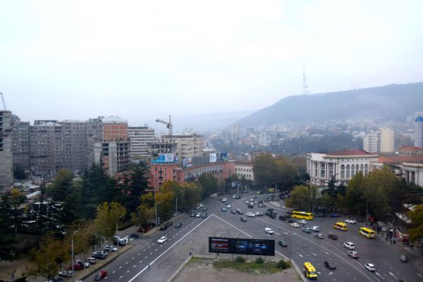 Holiday Inn Tbilisi Room View
