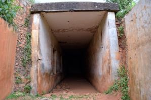 Kampala Mengo Palace Torture Chamber Entrance