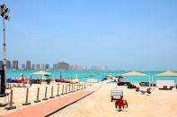 Katara Cultural Village Beach
