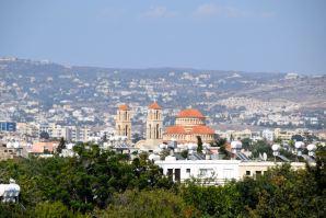 Paphos Town Church