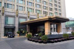 Ritz Carlton Beijing Entrance