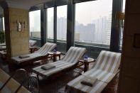 Ritz Carlton Beijing Gym Pool Seating