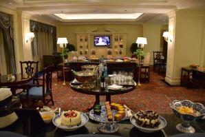 Ritz Carlton Beijing Lounge