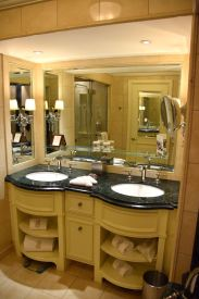 Ritz Carlton Beijing Room Bath Sink
