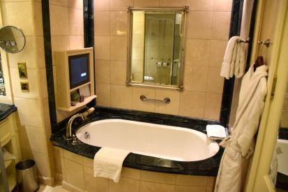 Ritz Carlton Beijing Room Bath