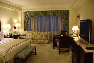 Ritz Carlton Beijing Room Window