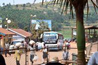 Uganda Border
