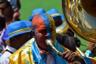 Cape Town Bo-Kaap Performer