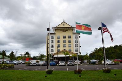 Courtyard Marriott Paramaribo Exterior
