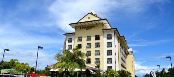 Courtyard Marriott Paramaribo Header